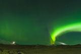 Северно сияние: Исландия ; comments:48