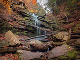 Turkey Path Falls ; Comments:20