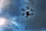hexacopter in the sky ; Comments:5