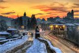 Коледна вечер над Търновград... ; comments:97