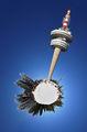 Честита Нова Година!  Директно излъчване от кулата :))) ; comments:8