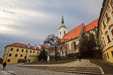 Братислава, Катедрала Св. Мартин. ; comments:4
