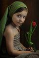 Портрет на Г. с лале ; comments:72