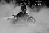 Smoke on the motorcycle ; comments:9