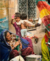 People from Rajasthan-India-Jajsalmer ; comments:68