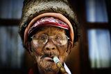 Naxi Dongba shaman, Lijiang, China ; comments:70