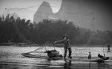 Li River fishing ; comments:69
