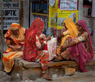 Women from India - Jaisalmer (Rajasthan) ; comments:75