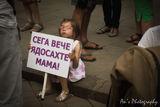 Протестът, който повечето деца ще помнят :) ; comments:25