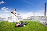 Свадьба газонокосильщика ; comments:14