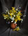 Натюрморт с цветя ; comments:14