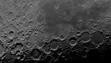 Кратери на луната около морето на облаците (Mare Nubium) ; comments:5