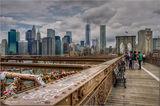 Brooklyn Bridge - и тук заключват любовта с катинари... ; Comments:24