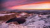 Когато зимата срещне есента на Седемте рилски езера ; comments:62