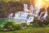 Водопад Детян ; Comments:39