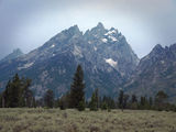 Teewinot and the Grand Teton ; Comments:12
