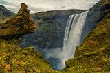 Водопадът Скогафос, Исландия ; comments:49