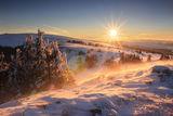 Зимна приказка (Кадърът е правен около вр.Чамляку - Козница планина) ; comments:73