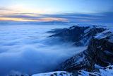 Кобилини стени в море от мъгла - Врачански Балкан ; comments:36