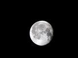 Луната 50х, рано сутрин в 05:09 ч. на 17.02.2014г. ; comments:6