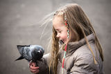 Child and dove ; Коментари:31