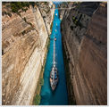 Corinth Canal-Greece ; comments:56