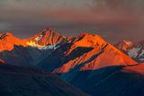 National park Mt Cook, New Zealand ; Comments:11