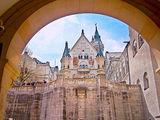 Замъкът Нойшванщайн, Бавария ; comments:2