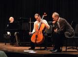 Майсторски клас с мистър Картър Брей ( първо виолончело в Ню Йоркскaта Филхармония) и едно дете, достойно представящо България ; comments:8