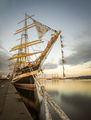 "Tall ship ""Крузенштерн"" ; comments:12"