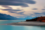 Lake Pukaki and Mount Cook/Aoraki, NZ. ; Comments:13
