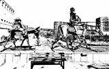 Дон Кихот и Санчо Панса от Оворбаг ; comments:17