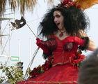 Carnaval de Nice 2009 - Bataille de fleurs ; comments:9