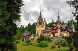 Двореца Пелеш, Синая, Румъния ; comments:9