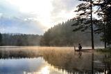 Риболов по залез ; Comments:45