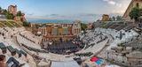 Панорамно от Античния театър ; comments:14
