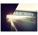 влак, пътуващ за никъде ; Comments:8