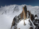The Grand Gendarme on the Aiguille du Mimi... ; Comments:45
