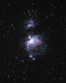 M42, M43 and NGC 1973/5/7 complex ; comments:6