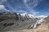 Grossglockner(3798м)  и  Pasterzengletscher ; comments:18