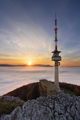 Залезно от Телевизионната кула в Белоградчик ; comments:14