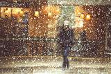 Първият сняг не е само едно събитие, това е вълшебно събитие! J.B. Priestley  ; comments:56