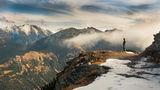 Сам в планината ; comments:38