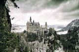 Neuschwanstein Castle ; comments:12