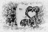 Най-прекрасните думи на една любов се крият дълбоко в мълчанието на един поглед! ; Comments:37