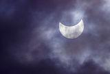 Частично слънчево затъмнение ; comments:3