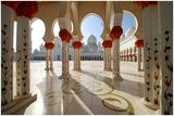Sheikh Zayed Grand Mosque - Abu Dhabi - 3 (Абу Даби, от Вера Киркова) ; comments:38