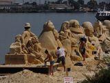 Фестивал на пясъчните фигури ; comments:19