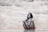 На баня в Памуккале ; comments:17