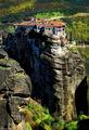 Манастир <Св. Варлаам>, Meteora, Grece. ; comments:40